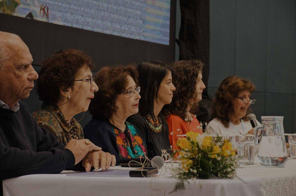mesa de oradores